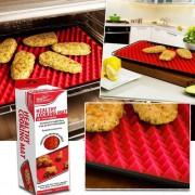 Tapete De Silicone Culin�rio para Forno e Micro-ondas Cooking Mat