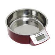 Balan�a de Cozinha Digital 5Kg Inox Constant 14192-237B