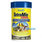 Tetra Min Tablets 55 grs ( P10 ) validade 07/10/2017