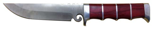 Faca de Caça Modelo Luxo - A0032 - Frete Grátis