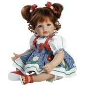 Boneca Adora Baby Doll, 20 inch �Daisy Delight� Red Hair/Blue Eyes