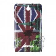 Capa Personalizada Cart�o Postal Paris para o Sony Xperia E