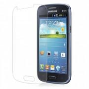 Kit com 2 Pel�culas protetora Pro transparente para Samsung Galaxy SII Duos S7273T