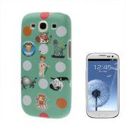 Capa Personalizada s�rie Signo para Samsung Galaxy S3 S III i9300 - Signo Touro