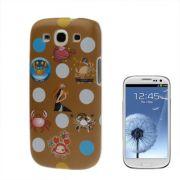 Capa Personalizada s�rie Signo para Samsung Galaxy S3 S III i9300 - Signo C�ncer
