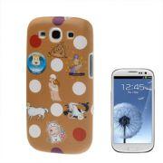 Capa Personalizada s�rie Signo para Samsung Galaxy S3 S III i9300 - Signo Capric�rnio
