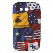 Capa Personalizada Americana para Samsung Galaxy Grand Duos I9082