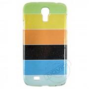 Capa colorida para Samsung Galaxy S4