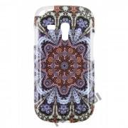 Case Personalizada Arabescos Coloridos para Samsung Galaxy S3 Mini I8190