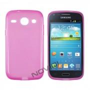 Capa TPU para Galaxy S3 Duos GT - I8262 - Cor Rosa