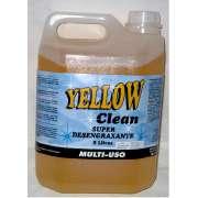 Super Desengraxante Multi Uso Yellow Clean Garrafa Amostra de 1/2 litro Melhor Custo Benef�cio Super