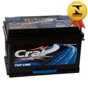 Bateria Automotiva Selada Cral Top Line 70A Direita