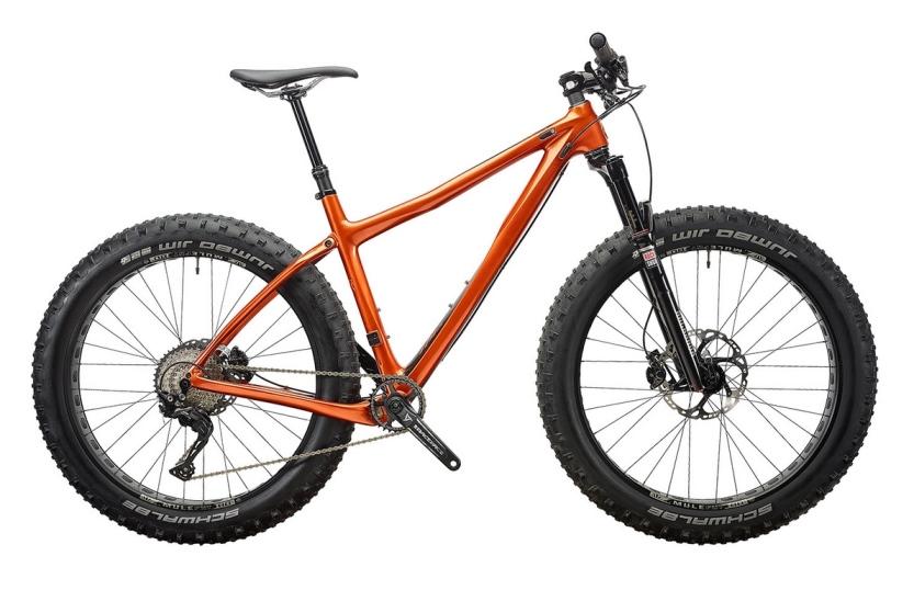 Bicicleta Ibis Tranny Fat - Trans Fat