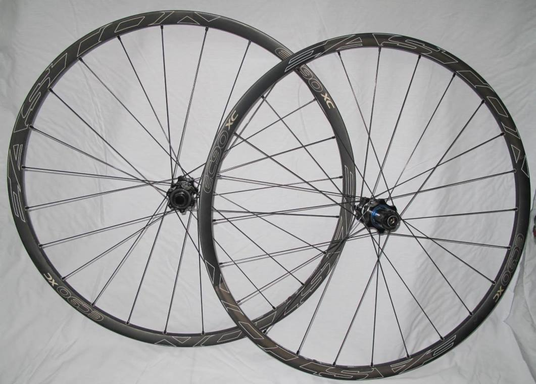 Rodas Easton EC90 29 - Carbono - Seminovas - 1,415kg.