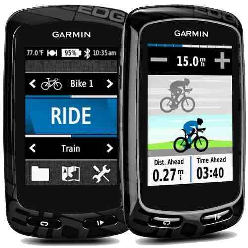 Ciclocomputador GPS Garmin Edge 810