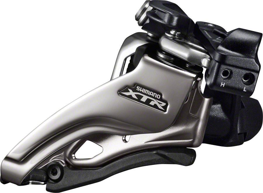 C�mbio Dianteiro Shimano XTR FD-M9020-L 34.9mm Lateral 2x11