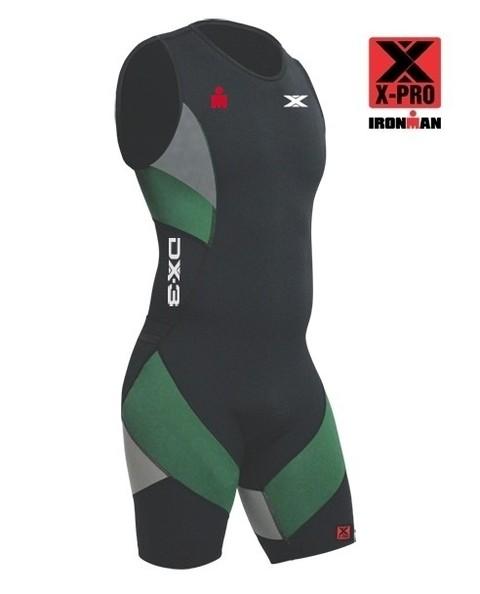 Macaquinho Masculino DX3 X-Pro IronMan