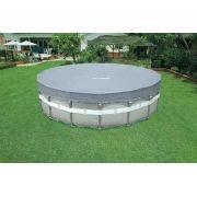 Capa Para Piscina Intex Estrutural 549 Cm 5,49 m 18' 24310 L #28041