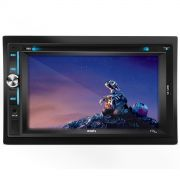 Dvd 2 Din  Multilaser P3307 Zion P 3307 2 Din Touch Screen + C�mera De R�