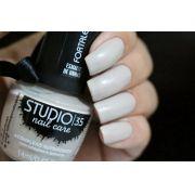 Esmalte Fortalecedor Cintilante/Perolado Cream Studio 35 - 14ml