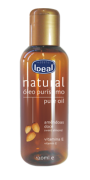 �leo Natural de Am�ndoas Doce + Vitamina E Ideal - 120ml