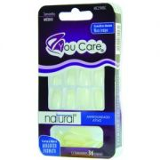 Unhas Posti�as Arredondadas M�dio Sem Cola HC21NSC - You Care
