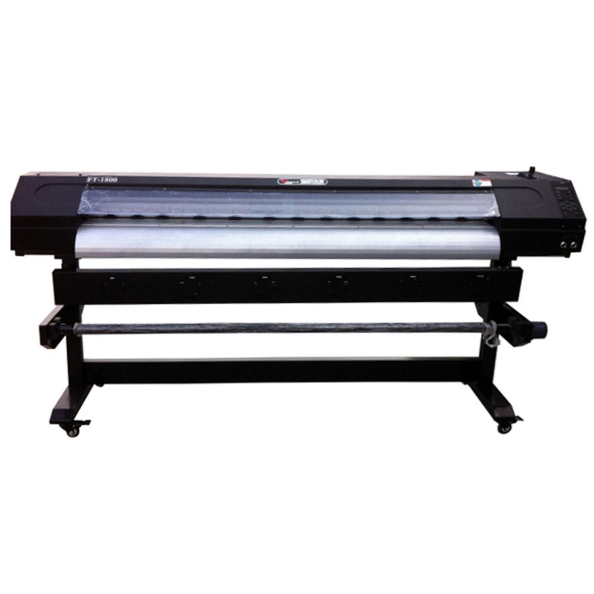 Plotter de Impress�o Digital 1,80m Eco Solvente Cabe�a DX5