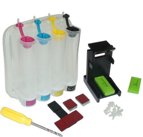 Kit Reservat�rio Tanque Bulk Ink + Snap Fill + Verruma