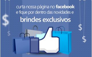 Link para nosso Faceboog