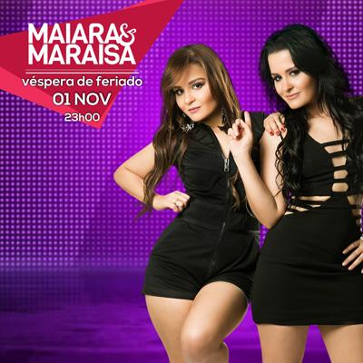 Maiara & Maraísa  - 01/11/16 - Mogi das Cruzes - SP - TKINGRESSOS