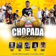 CHOPADA PRIME - 10/09/16 - LEME - SP