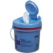 Dispenser de Wipers Umedecidos Sistema de Limpeza WetTask