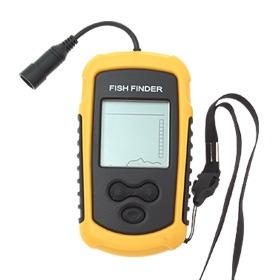 Sonar Portátil Pesca - Fish Finder - Usa Pilhas - Com Sonda