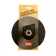 Disco de Borracha Semi-Rigido 4�� - MAX