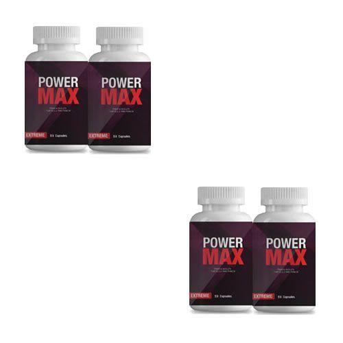 Power Max - Promo��o 4 Unidades