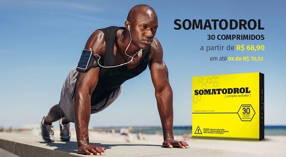 somatrodol 30 comprimidos