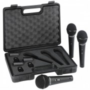 Behringer XM1800S Microfone Kit 3-Pe�as