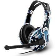 Edifier K800 Fone com Microfone, Headset Gamer, Camuflado