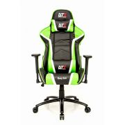 Cadeira Modena Black Green 10502-8 - DT3 Sports