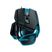Mouse Gamer Laser Cyborg R.A.T. T.E 8200DPI (Ajust�vel/Superleve) MCB437040002 -  Mad Catz