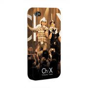 Capa para iPhone 4/4S Chit�ozinho & Xoror� Show