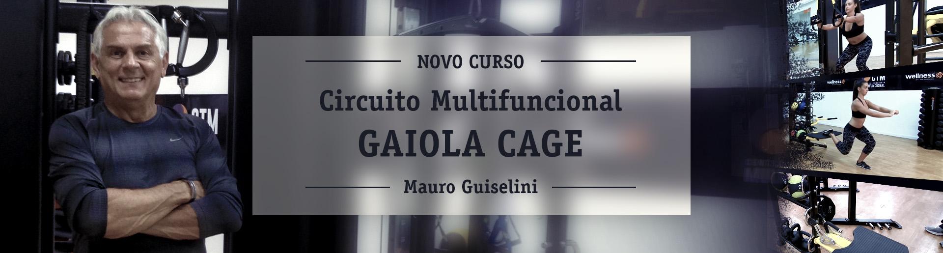 circuito multifuncional - gaiola cage