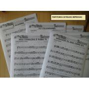 Apostila de Partituras Cat�licas + CD de Playbacks MP3 (Volume 2)