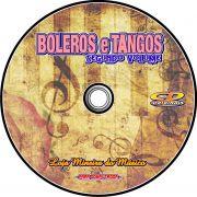 Boleros e Tangos Partituras com Playbacks e Midis (Volume 2)