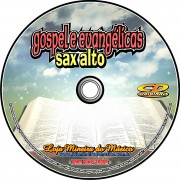 SAX ALTO 60 Partituras Gospel com Playbacks Gospel | Hinos Evang�licos