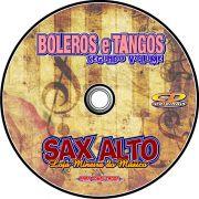 Sax Alto Boleros e Tangos Partituras com Playbacks e Midis (Volume 2)