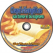 SAX TENOR ou SOPRANO  60 Partituras Gospel com Playbacks Gospel | Hinos Evang�licos