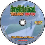 TECLADO Partituras Evang�licas com Playbacks Gospel 50 M�sicas (Volume 1)