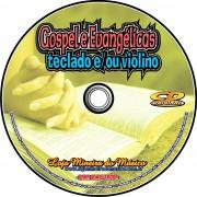 TECLADO Partituras Gospel com 60 Playbacks Gospel | Hinos Evang�licos