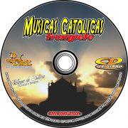 TROMPETE M�sicas Cat�licas Partituras Midis e Playbacks Cat�licos (Volume 1)